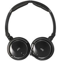 JVC(R) HANC120 Noise-Canceling Headphones with Retractable Cord - $71.87