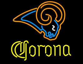 Corona NFL St. Louis Rams Neon Sign - $699.00