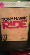 TONY HAWK RIDE (X-Box 360) Complete! - $7.00