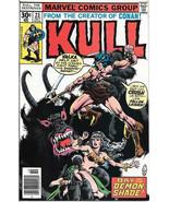 Kull The Destroyer Comic Book #23 Marvel Comics 1975 FINE+ - $4.75
