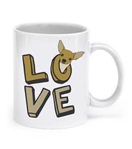 Chihuahua mug - Chihuahua LOVE - Chihuahua Mom - Chihuahua gifts - $9.75