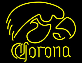 Corona University of Iowa Hawkeyes Neon Sign - $699.00