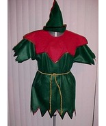 Elf Costume Trimmed in Sequins - $29.99