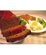 102 MEATLOAF Recipes eBook - Quick, Easy & Delicious - $1.49