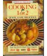 Learn to Cook For ONE eBook-Recipes/Storage + More - $1.49