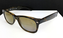 830052c947704 RAY BAN Wayfarer tortoise shell color Eyeglass Frames 52-18-145 Italy -   36.58