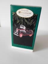 1996 Hallmark Collector's Club Car Ornament 1937 Steelcraft Auburn by Mu... - $7.99