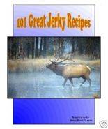 190 JERKY Recipes eBook - Beef/Turkey/Venison +... - $1.49