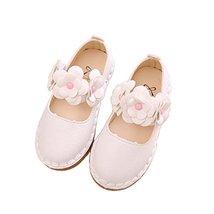 Baby Shoes Peas Shoes New Korean Girls Princess Shoes Soft Bottom image 2