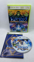 Kameo: Elements of Power (Microsoft Xbox 360, 2005) CIB Complete, Tested... - $4.77