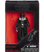 Star Wars Darth Vader The Black Series 3.75 in ... - $14.95