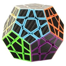 Twister.CK 3x3 Megaminx Speed Cube Magic Cube Brain Teasers Puzzles with... - $18.23