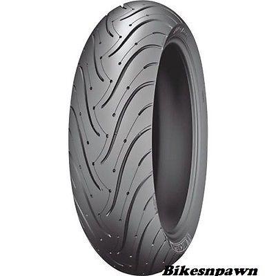 New Michelin Pilot Road 3 160/60ZR17  Rear Motorcycle Tire  36867 69W