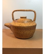 Artisan Pottery: Stoneware Tea Pot (RB06) - $32.00