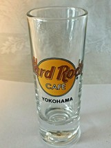 "Hard Rock Cafe YOKOHAMA - 4"" Shot Glass - COLLECTOR'S ITEM!  Save The Pl... - $9.85"