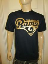 Los Angeles Rams Navy-Gold T-Shirt /Free Shipping/ NFL football team/ Ca... - $16.99+