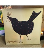 "Bird Making Nest Picture - Canvas - Broyhill Home Solutions - Whimsical - 36"" - $93.49"