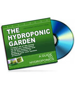 Learn How to Build Your Own HYDROPONIC GARDEN eBook - $1.99