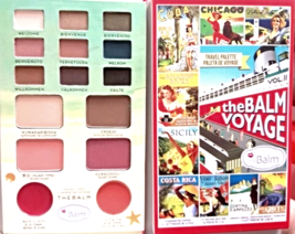 theBalm Voyage Volume 2 Makeup Travel Palette - $38.00