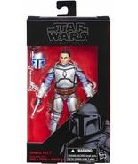 Star Wars Jango Fett #15 The Black Series 6 in ... - $29.95