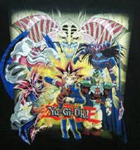 Yu Gi Oh: Monster Poster T-Shirt (Youth) Brand NEW! - $21.99