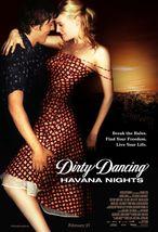Dirty Dancing: Havana Nights Original D/S One Sheet Movie Poster 27x40 ... - $22.49