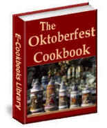 45 OKTOBERFEST Recipes German Food Cookbook eBook - $1.99