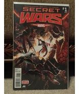 Secret Wars # 1 - 9 Avengers, Spider-Man, Fantastic Four (Marvel lot of 12) - $29.75