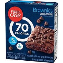 Fiber One Brownies, 70 Calorie Bar, 5 Net Carbs, Snacks, Chocolate Fudge, (pack  - $35.99