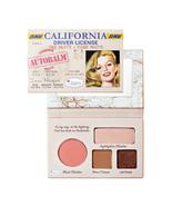 the Balm cosmetics Autobalm California Face Palette - $20.00