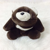 """Gund Vintage 1980 Snuffles Teddy Bear Plush Stuffed Animal 10"""" H Brown W... - $17.75"""