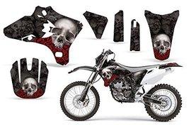 Bone Collector-AMRRACING MX Graphics decal kit fits Yamaha YZ 125/250 (1993-1... - $158.35