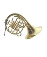 MERANO Bb Gold Brass 3 Valve Single French Horn w/ Case - $199.99