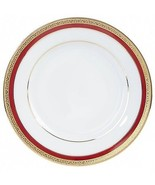 Charter Club Dinnerware Red Rim Salad Plate - $25.00