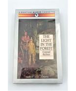 Bantam Audio Cassette The Light In The Forest Conrad Richter Robert Leonard - $19.99