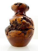 Turned Burl Wood Vase  - $125.00