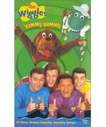 The Wiggles - Yummy Yummy [VHS] [VHS Tape] [2000] - $6.92