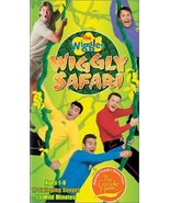 The Wiggles - Wiggly Safari [VHS] [VHS Tape] [2002] - $4.94