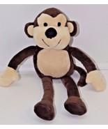 "Scholastic Brown Monkey Plush Stuffed animal 12"" - $15.44"