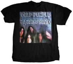 Violet Profond Machine Head Guitare Rock&roll Musique Lourd Groupe de Métal - $20.95+