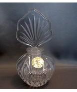 Princess House Crystal Highlights Perfume Bottl... - $12.00