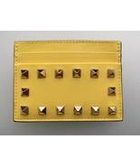 VALENTINO ROCKSTUD CARD CASE WALLET - NWT/ BOX - $245.52
