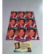 ***LUTHER VANDROSS***  Lot of 10 cards / MUSIC - $8.99