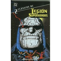 Clasicos DC: La legion de superheroes numero 2 - $15.60