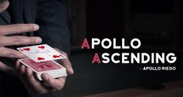 Apollo Ascending by Apollo Riego and SansMinds Card Levitation Magic Tri... - $26.72