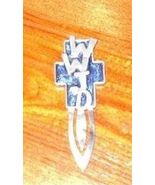 WWJD book marker What Would Jesus Do bookmarker - $7.99