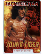 Young Tiger Jackie Chan DVD premier edition 2012 - $6.92