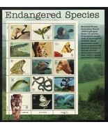 Endangered Species Sheet of 15 32¢ Stamps Scott 3105 Mint VF NH - Stuart... - $9.95