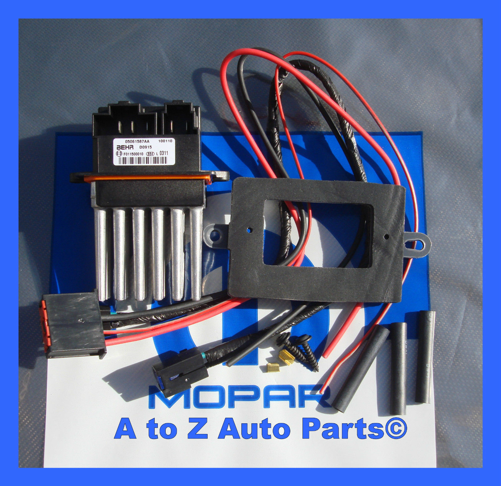 1999 2004 Jeep Grand Cherokee Heater Ac And Similar Items The Blower Resistor Motor Wiring To Components S L1600