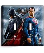 BATMAN V SUPERMAN SUPERHEROES DOUBLE LIGHT SWIT... - $11.99